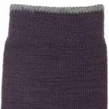 Grödo|strømper|uld & bomuld|lilla