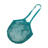 Bo Weevil - stringbag - granny´s - ekstra lang hank - petroleumsgrøn