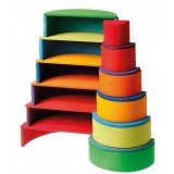 Grimms - semi circles - klassiske farver