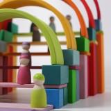 Grimms - building boards - pastelfarver