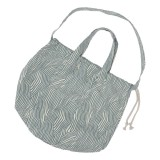 Haps Nordic - stor taske - shopping bag - ocean wave