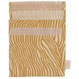Haps Nordic - sandwich bag - mustard wave