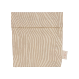 Haps Nordic - sandwich bag - oystergrey wave