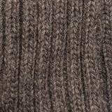 Hirsch - benvarmere - voksne - chokoladebrun