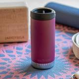 Klean Kanteen - TKWIDE- termokop 355 ml. - café cap - purple potion