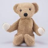 Kallisto - økologisk bamse - klassisk lysebrun bjørn