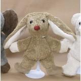 Kallisto - økologisk bamse - brun kanin