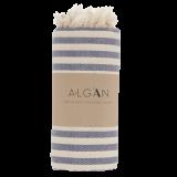 Algan - Kavun badehåndklæde - 85x180 cm. - marine