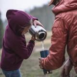 Klean Kanteen - TKWIDE- termoflaske 1900 ml. - skruelåg - shale black