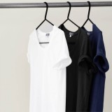 Living Crafts - dame - kortærmet t-shirt - marine