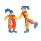 Nanchen - klovne dukke 30 cm.