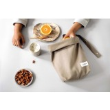 The Organic Company - lunchbag - clay