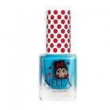 Miss Nella -neglelak - mermaid blue