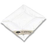 N-Sleep - kapok babypude - 40x45 cm.