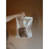 Haps Nordic - snack bag - 3 pak - 5000 ml. - check
