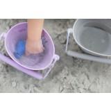 Funkit World - sandforme - 4 stk. - lyseblå