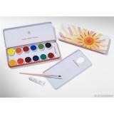 Stockmar - akvarel farver - vandfarver - 12 stk.