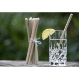 Maistic Bio Group - sugerør - bambus - 6 stk.