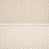 Algan - Sumak gæstehåndklæde - 65x100 cm. - hummus