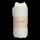 Algan - Sumak badelagen - 100x180 cm. - ocean
