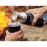 Klean Kanteen - TK-PRO- termoflaske 1000 ml. - shale black