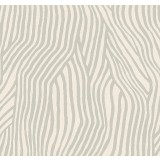 Haps Nordic - 3-pak cotton covers - oyster grey wave