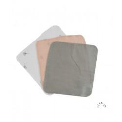 Popolini - 3 små vaskeklude - jordfarver