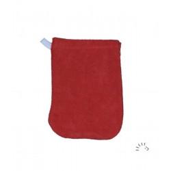 Popolini - vaskehandske - 2 størrelser - rød
