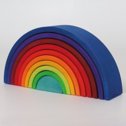 Grimms - Counting Rainbow - 10 dele