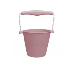 Funkit World - Scrunch-bucket - foldbar spand -Rosa