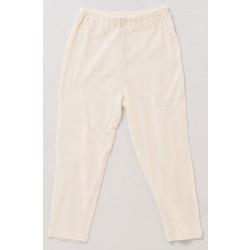 Alkena - bukser - større børn - bourette silke - natur