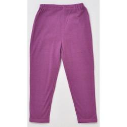Alkena - bukser - større børn - bourette silke - mørk lilla