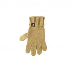 Pure Pure - fingerhandsker - uld/silke/bomuld - olive