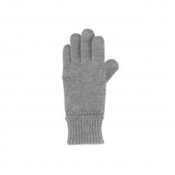 Pure Pure - fingerhandsker - merinould - grå
