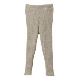 DISANA | strikleggings | grå