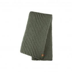 Pure Pure - halstørklæde - alpaca & merinould - dark green