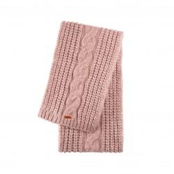 Pure Pure - halstørklæde - alpaca & bomuld - rosa melange