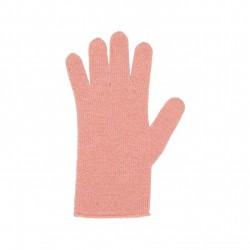 Pure Pure - fingerhandsker - merinould & kashmir - duset rosa