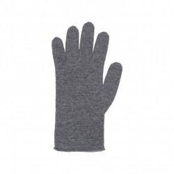 Pure Pure - fingerhandsker - merinould & kashmir - grå