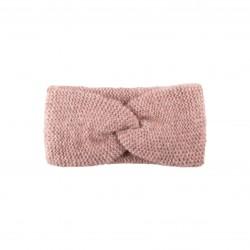 Pure Pure - hårbånd - alpaca & bomuld - rosa melange