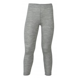Engel - leggings - uld & silke - grå