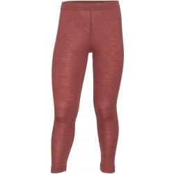 Engel - leggings - uld & silke - kobber