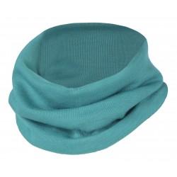 Engel - halsedisse - uld & silke - ice blue