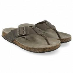 Haflinger - sandaler - Bio Rio - antracit