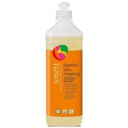 Sonett - power rengøring - appelsin - 0,5 liter