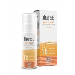 Bioregena - spray solcreme - faktor 15