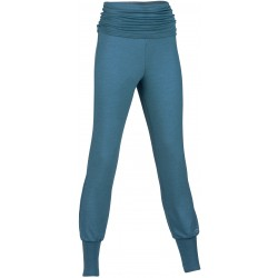Engel Sports - yoga pants - aqua