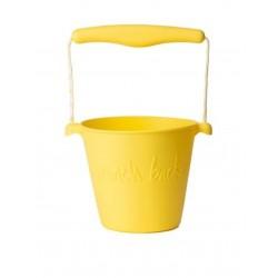 Funkit World - Scrunch-bucket - foldbar spand -gul