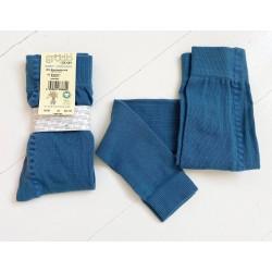 Grödo - leggings - GOTS bomuld - 3-12 år - isblå