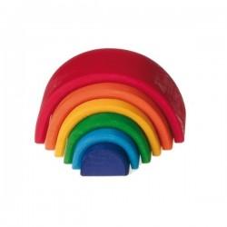 Grimms - mellem regnbue - 6 dele - klassiske farver